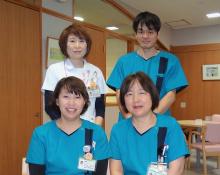 当院の糖尿病コーディネート看護師